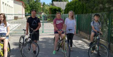 Rajd rowerowy Drużyny Regionalno – Patriotycznej doBoguchwały